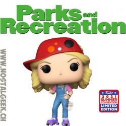 Funko Pop SDCC 2021 Parks and Recration Filibuster Leslie Exclusive Vinyl Figure