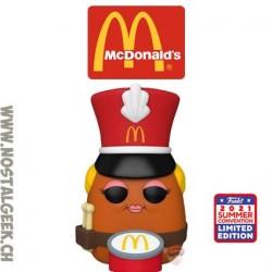 Funko Pop SDCC 2021 McDonald's Drummer McNugget Exclusive Vinyl Figure