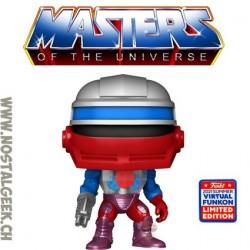 Funko Pop SDCC 2021 Masters of the Universe Roboto Exclusive Vinyl Figure