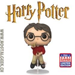 Funko Pop SDCC 2021 Harry Potter Flying (Key in Hand) Exclusive Vinyl Figure