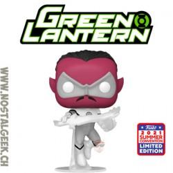 Funko Pop SDCC 2021 DC White Lantern Sinestro Exclusive Vinyl Figure