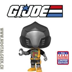 Funko Pop SDCC 2021 Gi Joe Cobra B.A.T Exclusive Vinyl Figure