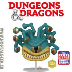 Funko Pop SDCC 2021 Dungeons & Dragons Xanathar (With D20) Exclusive Vinyl Figure