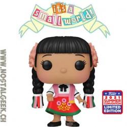 Funko Pop SDCC 2021 Disney It's a Small World Mexico Exclusive Vinyl Figure