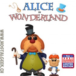 Funko Pop SDCC 2021 Disney Alice in Wonderland Walrus and the Carpenter Exclusive Vinyl Figure