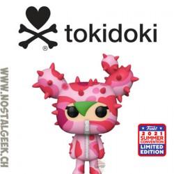 Funko Pop SDCC 2021 Tokidoki Sabochan Exclusive Vinyl Figure