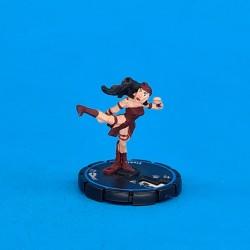 Heroclix Marvel Elektra second hand figure (Loose)