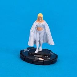 Heroclix Marvel Emma Frost second hand figure (Loose)