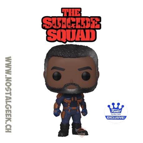 Funko Pop DC The Suicide Squad Bloodsport (Unmasked) Exclusive Vinyl Figure