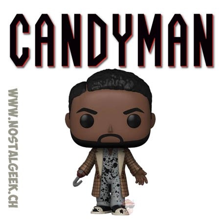 Funko Pop Horror Candyman Vinyl Figure