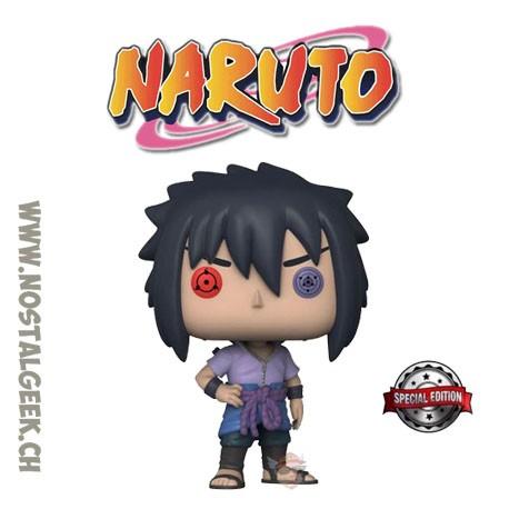 Funko Pop! Anime Manga Naruto Shippuden Sasuke (Rinnegan) Exclusive Vinyl Figure