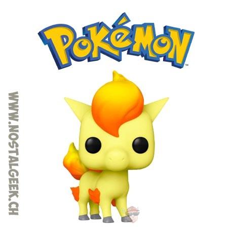 Funko Pop Pokemon Ponyta Vinyl Figure