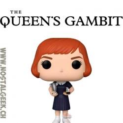 Funko Pop Queen's Gambit Beth Harmon (Trophies) Vinyl Figure