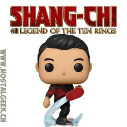 Funko Pop Marvel Shang-Chi and the legend of the Ten Rings Shang-Chi Vinyl Figure