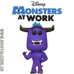 Funko Pop Disney Monsters at Works Tylor Tuskmon Vinyl Figure