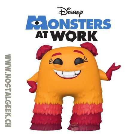 Funko Pop Disney Monsters at Works Val Little Vinyl Figure