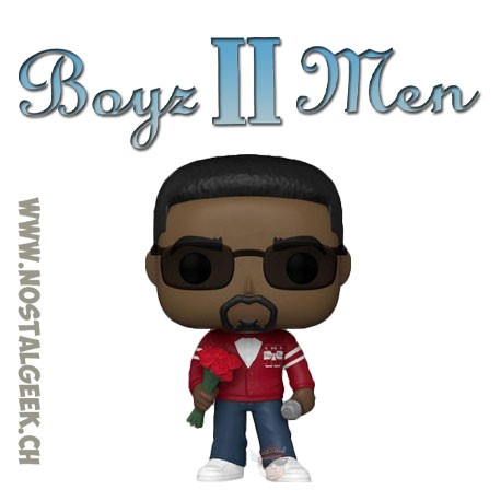 Funko Pop Rocks Boyz II Men Nathan Morris Vinyl Figure