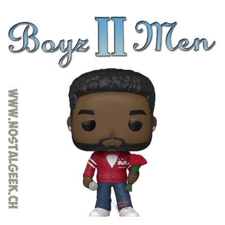 Funko Pop Rocks Boyz II Men Shawn Stockman Vinyl Figure