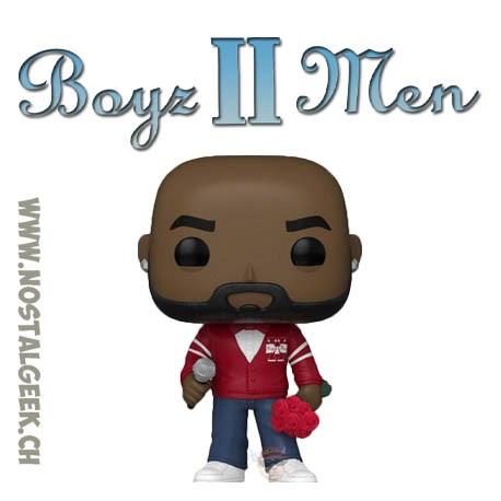 Funko Pop Rocks Boyz II Men Wanya Morris Vinyl Figure