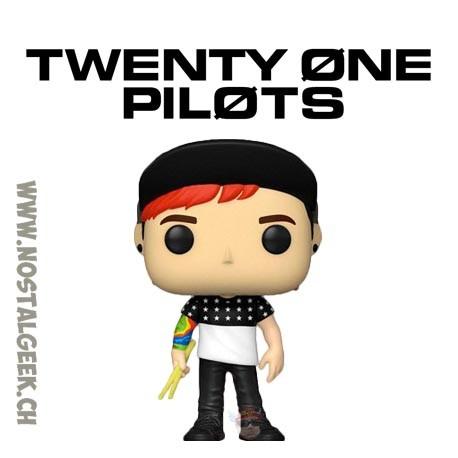 Funko Pop Rocks Twenty One Pilots Joshua Dun (Stressed out) Vinyl Figure