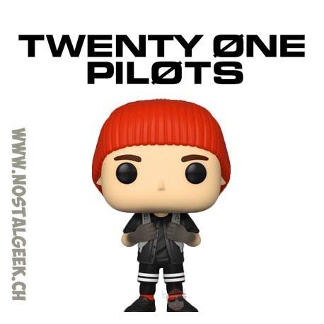 Funko Pop Rocks Twenty One Pilots Tyler Joseph (Stressed out) Vinyl Figure