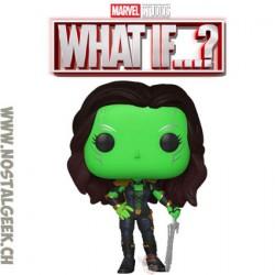 Funko Pop Marvel: What if...? Gamora Daughter of Thanos Vinyl Figure
