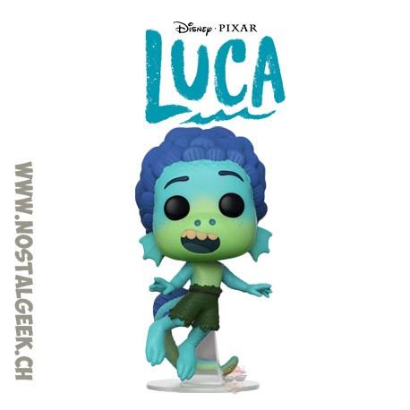 Funko Pop Disney Luca Paguro Vinyl Figure