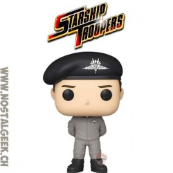 Funko Movies Starship Troopers Johnny Rico Vinyl Figure