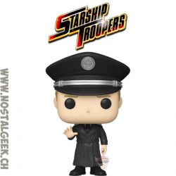 Funko Movies Starship Troopers Carl Jenkins Vinyl Figure