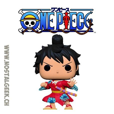 Funko Pop! Anime One Piece Luffytaro Vinyl Figure