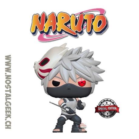 Funko Pop! Anime Manga Naruto Shippuden Kakashi Hatake (Anbu) Exclusive Vinyl Figure