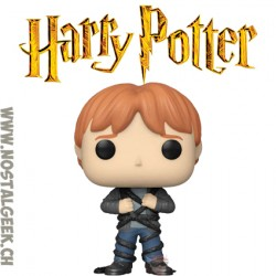 Funko Pop Harry Potter Ron Weasley with Devil's snare Vinyl Figure