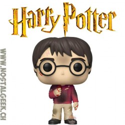 Funko Pop Harry Potter with Sorcerer's Stone Vinyl Figure