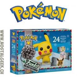 Funko Pop Pocket Pokemon Advent Calendar 2021 Vinyl Figure
