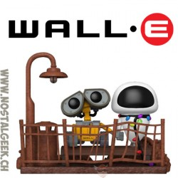 Funko Pop Movie Moment Disney - Pixar Wall-E & EVE Vinyl Figure