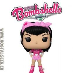Funko Pop DC Bombshells Wonder Woman (Breast Cancer Awareness) Vinyl Figure
