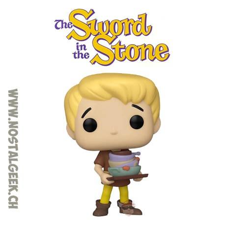 Funko Pop The Sword in the Stone Arthur Vinyl Figure