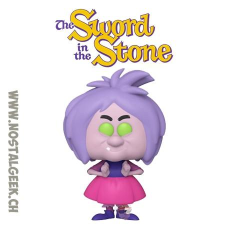 Funko Pop The Sword in the Stone Madam Mim Vinyl Figure