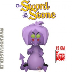 Funko Pop 15 cm The Sword in the Stone Madam Mimi (Dragon) Vinyl Figure