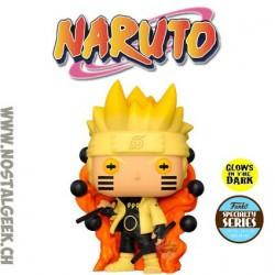 Naruto Uzumaki (Sixth Path Sage) Glow in the Dark Exclusive Vinyl Figure
