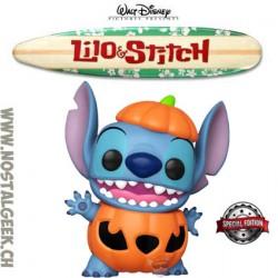 Funko Pop Disney Lilo & Stitch Pumpkin Stitch Edition Limitée