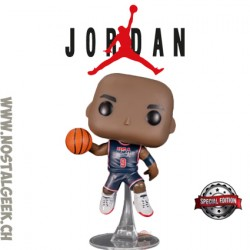 Funko Pop Basketball NBA Michael Jordan (Team USA) Exclusive Vinyl Figure