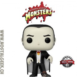 Funko Pop Universal Monsters Dracula Exclusive Vinyl Figure