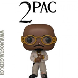 Funko Pop Rocks Tupac Shakur (Loyal to the Game) Vinyl Figure