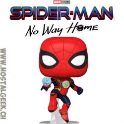 Funko Pop Marvel Spider-Man No way Home Spider-Man Integrated Suit Vinyl Figure