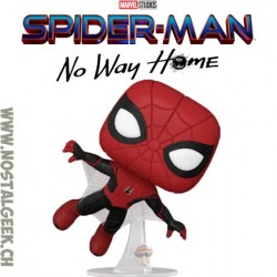 Funko Pop Marvel Spider-Man No way Home Spider-Man Upgraded Suit Vinyl Figure
