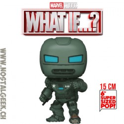 Funko Pop 15 cm Marvel: What if...? The Hydra Stomper Vinyl Figure