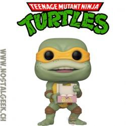 Funko Pop Movies Les Tortues Ninja Michelangelo Vinyl Figure