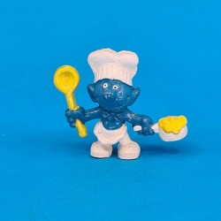 The Smurfs Cook Smurf second hand Figure (Loose)