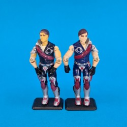 G.I.Joe 1985 Tomax & Xamot second hand Action figures (Loose)